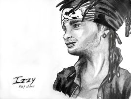 Tom Kaulitz by IzzyKaulitz