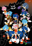 Sonic: Double Dimension - Ver.2 by Sockles