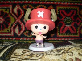 Chopper (toy) by Hedgehog-Russell