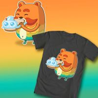 Jelly Kid Sandwich Shirt Design by wanton-fox