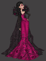 Evil Queen Colors (Charming) by djeffers