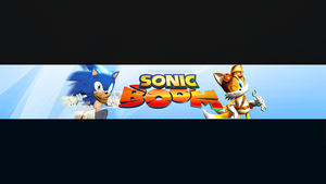 Sonic Boom YouTube channel art by sonicandshadow104