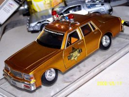 Bufford T Justice cruiser 01 by coonk9