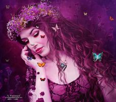 The butterflies by annemaria48