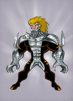 Sabretooth Redesign by payno0