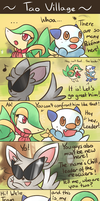 PMD: Travellers of Truth 1-01 by Reshidove