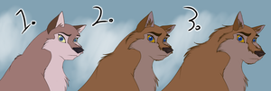 A Study of Aleu's Colors and Design by Jayie-The-Hufflepuff