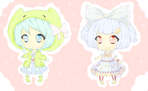 Adoptable Batch #1 [OPEN 1/2] Auction by Candy-Witch