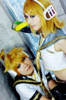 Kagamine Rin 6 by pinkberry-parfait