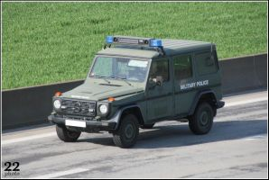 Military Police by 22photo