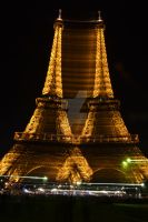 Eiffel doubled by mossyfrog