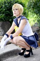 Sailor Uranus by lilialemoine