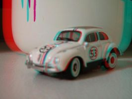 3D Herbie 005 by LittleBigDave