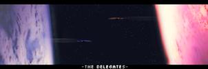 The Delegates by Ewis