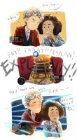 Daleks are not fat by staypee