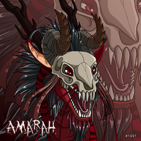 Amarah by NecrosisDemon