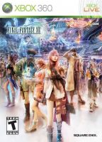 Final Fantasy XIII cover3 by burstinella
