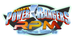 Power Rangers RPM Gamma Beta logo by Andruril93