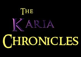 The Karia Chronicles Title (Unfinished) by Shadowpredator100
