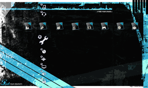 Fuel Your Creativity PS3 Theme by EffECKTz