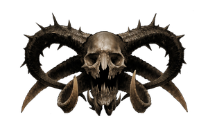 Skull Diabolical PNG by Shadow-of-Nemo