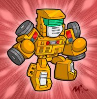 MR34 Forklift Robo by MattMoylan