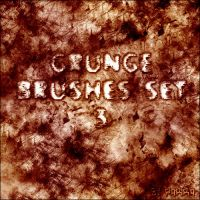 Grunge Brushes V3 by PaRRa-hiip