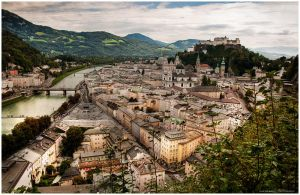 a view on salzburg by zero-