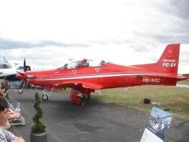 Pilatus PC-21 by Dan-S-T