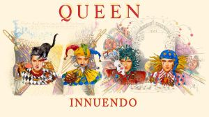 Queen Innuendo Wallpaper by ElAdministrador