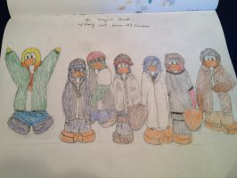 Request: Penguin Band, Gary, and (some of) Carabao by oldpbfan21