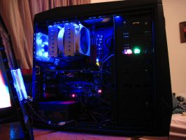 The Setup, PC Inside View by nemesis158