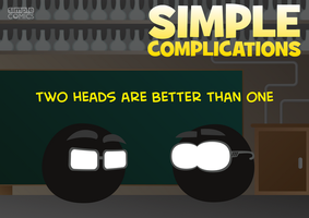 Two Heads Are Better Than One (SC Finale Promo) by simpleCOMICS