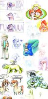 Sketchdump 3 or whatever by Zakeno