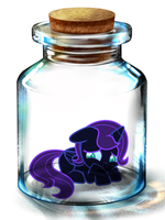Bottled Up: Nyx by Songbreeze741