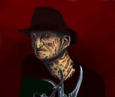 Freddy Krueger by Vinnyjohn13