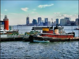 Tugs on the Hudson 2002 by steeber