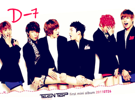 20110726 TEEN TOP COMEBACK by chazzief