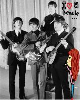 I love U Beatle by L-Rickman-Depp