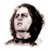 Sweeney Todd - Finished by kleinmeli