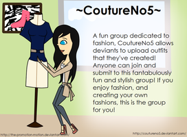 Couture No 5 by katidoodlesmuch