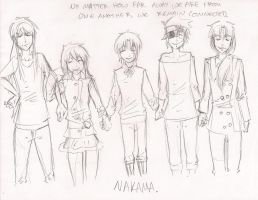 Nakama by The-Butterses