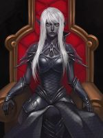The Elder Scrolls Online Danmer by RickValentine