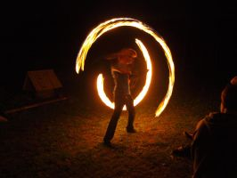 Fire Show 05 by K1ku-Stock