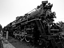 Pere Marquette 1223 by VividThorn