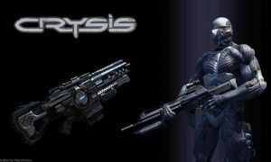crysis wallpaper by sxmaxchine