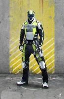 Police Officer2 Mini by Fetscher