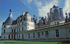 Chateau de Chambord by ShlomitMessica