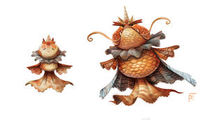 Day 507. Kanto 118 - 119 by Cryptid-Creations