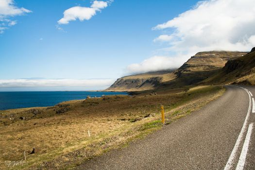 road to somewhere by marchefkowy-potfor